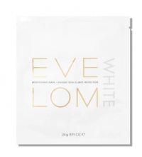 EVE LOM WHITE BRIGHTENING FACE MASK (4 UNIDADES)
