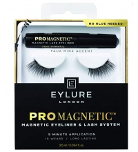 EYLURE PRO MAGNETIC KIT ACCENT PESTAÑAS POSTIZAS CON EYELINER