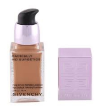 GIVENCHY BASE MAQUILLAJE RADICALLY NO SURGETICS 7 RADIANT COOPER 25 ML
