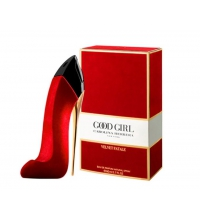 CAROLINA HERRERA GOOD GIRL VELVET FATALE EDP 80ML COLLECTOR EDITION