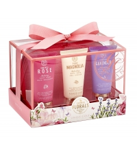 GRACE COLE SET BAÑO REGALO (FOAM BATH 50 ML + BODY WASH 50 ML + BODY LOTION 50 ML + NECESER)