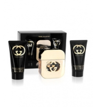 GUCCI GUILTY EDT 50 ML + B/L 50 ML + S/G 50 ML TRAVEL SET OFERTA