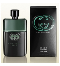 GUCCI GUILTY POUR HOMME BLACK EDT 30 ML