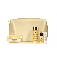 GUERLAIN ABEILLE ROYALE CREMA DE DÍA 50 ML + 3 PRODUCTOS + NECESER SET REGALO