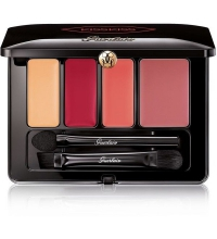 GUERLAIN -  KISS KISS FROM PARIS LIP CONTOURING PALETTE - 002 NUDE ROM COOL