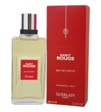 GUERLAIN HABIT ROUGE EDP 100 ML