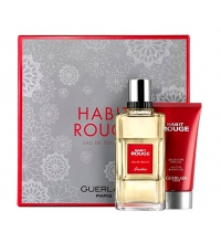GUERLAIN HABIT ROUGE PACK EDT 100 ML + GEL DE DUCHA 75ML