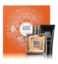 GUERLAIN L'HOMME IDEAL EDP 100ML + SHOWER GEL 75 ML SET REGALO