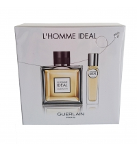 GUERLAIN L'HOMME IDEAL EDT 100ML + EDT 15 ML TRAVEL SET