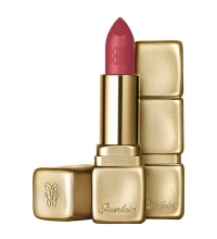 GUERLAIN - KISSKISS MATTE M375 FLAMING ROSE 3.5GR