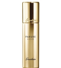 GUERLAIN PARURE GOLD FOND DE TEINT LUMIERE D'OR IP30 23 NATURAL GOLDEN
