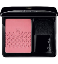 GUERLAIN ROSE AUX JOUES TENDER BLUSH 01 MORNING ROSE 6.5GR.