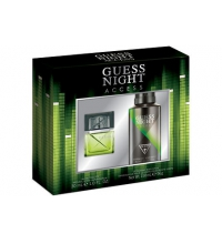 GUESS NIGHT ACCESS EDT 30 ML + BODY SPRAY 150 ML SET REGALO