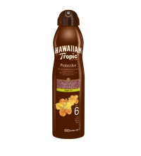 HAWAIIAN TROPIC BRUMA ACEITE SECO FPS 6 180 ML