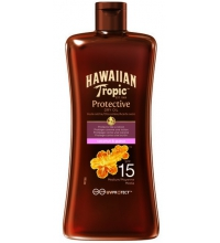 HAWAIIAN TROPIC ACEITE SECO SPRAY SPF15 200 ML