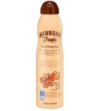 HAWAIIAN TROPIC SATIN PROTECTION SPF 15 ULTRA RADIANCE SUN BRUMA 220 ML