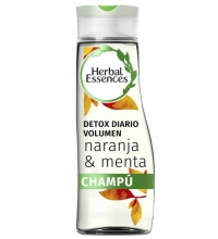HERBAL ESSENCES CHAMPU DETOX DIARIO VOLUMEN 400ML