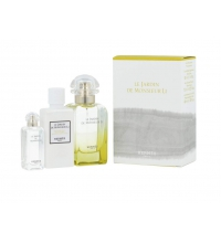 HERMES LE JARDIN DE MONSIEUR LI EDT 50 ML + B/L 40 ML + S/G 40 ML SET REGALO