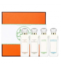 HERMES JARDINS EDT 4 X 7,5 ML COLLECTION SET