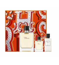 HERMES TERRE D´HERMES EDT 100 ML + EDT 5 ML + A/S LOCION 40 ML SET REGALO