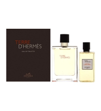 HERMES TERRE D'HERMES EDT 100 ML + S/G 80 ML SET REGALO