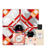 HERMES TWILLY EAU DE PARFUM 50 ML + MINI EDT 7.5 ML + B/L 40 ML SET REGALO