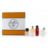 HERMES WOMAN MINIATURAS X 4 SET REGALO