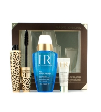 HELENA RUBINSTEIN LASH QUEEN FELINE MASCARA + PRODIGY EYES+ ALL MASCARA SET REGALO