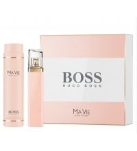 HUGO BOSS BOSS MA VIE EDP 75 ML + B/LOC 200 ML SET REGALO
