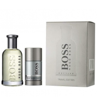 HUGO BOSS BOSS BOTTLED EDT 100 ML + DEO STICK 75 ML SET REGALO