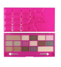 I HEART REVOLUTION MAKEUP CHOCOLATE PALETA SOMBRAS CHOCOLATE LOVE 22 GR