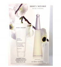 ISSEY MIYAKE L´EAU D´ISSEY EDT 50 ML + S/GEL  75 ML SET REGALO
