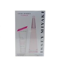 ISSEY MIYAKE L´EAU D´ISSEY FLORALE EDT 90 ML + BODY LOCION 75 ML SET