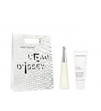 ISSEY MIYAKE L´EAU D´ISSEY EDT 25 ML + B/L 75 ML SET REGALO