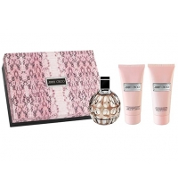 JIMMY CHOO EDP 100 ML +BODY LOTION 100 ML + S/GEL 100 ML SET REGALO