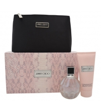 JIMMY CHOO EDT 100 ML +BODY LOTION 100 ML +NECESER