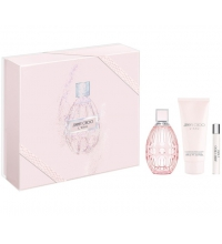JIMMY CHOO L´EAU EDT 90 ML + B/L 100 ML + MINI 7.5 ML SET REGALO