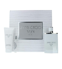 JIMMY CHOO MAN ICE EDT 100 ML + A/S BALM 100 ML + MINI 7.5 ML SET REGALO