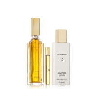 JEAN LOUIS SCHERRER 2 EDT 100 ML + BODY LOCION 150 ML + MINI 10 ML SET REGALO