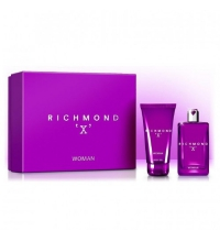 JOHN RICHMOND X WOMAN EDT 75 ML + SHOWER GEL 150 ML SET REGALO