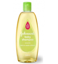 JOHNSON'S BABY CHAMPU CAMOMILA 500 ML