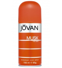 JOVAN MUSK DESODORANTE SPRAY 150ML