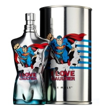 JPG LE MALE EAU FRAICHE SUPERMAN EDT 75 ML