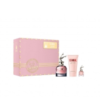 JPG SCANDAL EDP 50 ML + BODY LOCION 75 ML + MINIATURA 6 ML SET REGALO