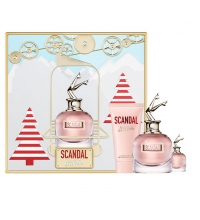 JPG SCANDAL EDP 50 ML + BODY LOCION 75 ML + MINIATURA SET REGALO