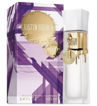 JUSTIN BIEBER COLLECTOR'S EDITION EDP 100 ML