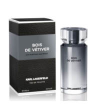 KARL LAGERFELD BOIS DE VETIVER EAU DE TOILETTE SPRAY 100ML