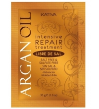 KATIVA ARGAN OIL INTENSIVE REPAIR TREATMENT 35GR