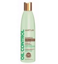 KATIVA OIL CONTROL SHAMPOO 250ML