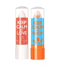 Keep Calm And Lipbalm Duo